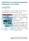 nOTICIA Apertura Piscina 2015 100